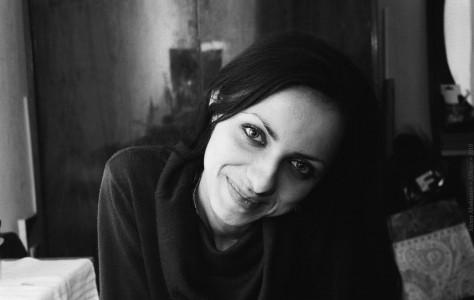Елена Дробышева - графический дизайнер. Санкт-Петербург, 2010 год