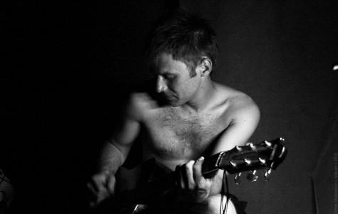 Артем Плетнев и музыка. Кингисепп, 2012 год.
