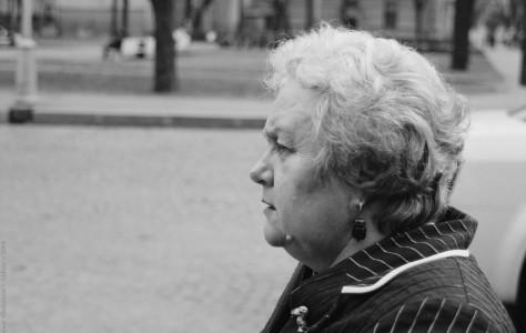 Нина Жижина - заведующая сектором Центра музейной педагогики в Русском музее. Санкт-Петербург, 2009 год