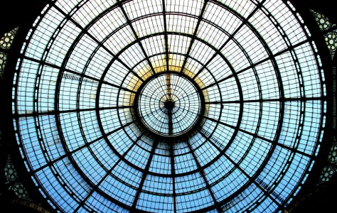 Галерея Виктора Эммануила II, Милан, Италия, 2012 год