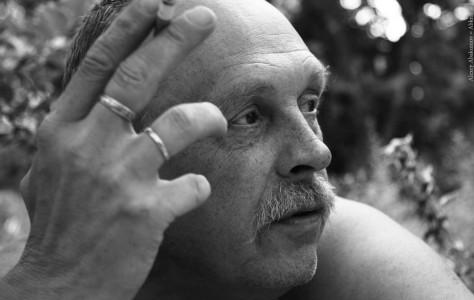 Александр Абакумов - моряк и отец. Кингисепп, 2011 год