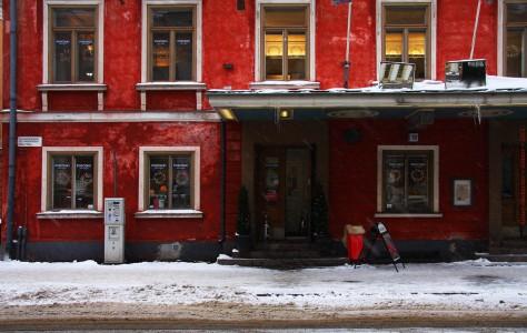 Центр Хельсинки, Финляндия, 2012 год