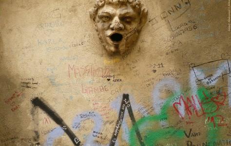 Верхний город. Бергамо, Италия, 2012 год