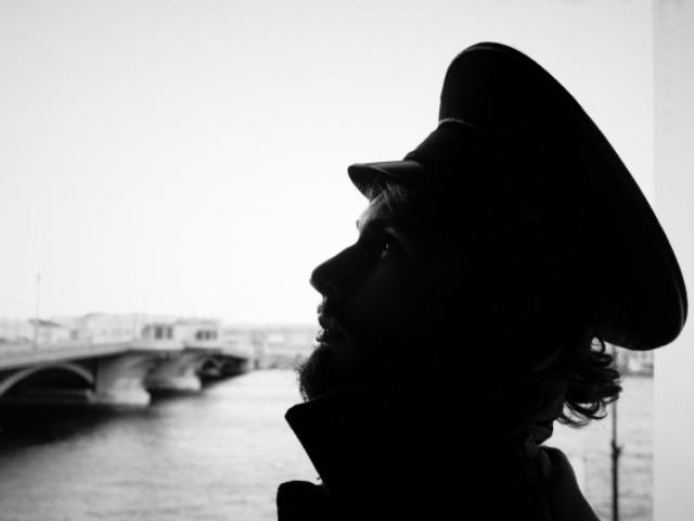 Генералъ. На снимке Алексей Жуков. Санкт-Петербург, 2010 год