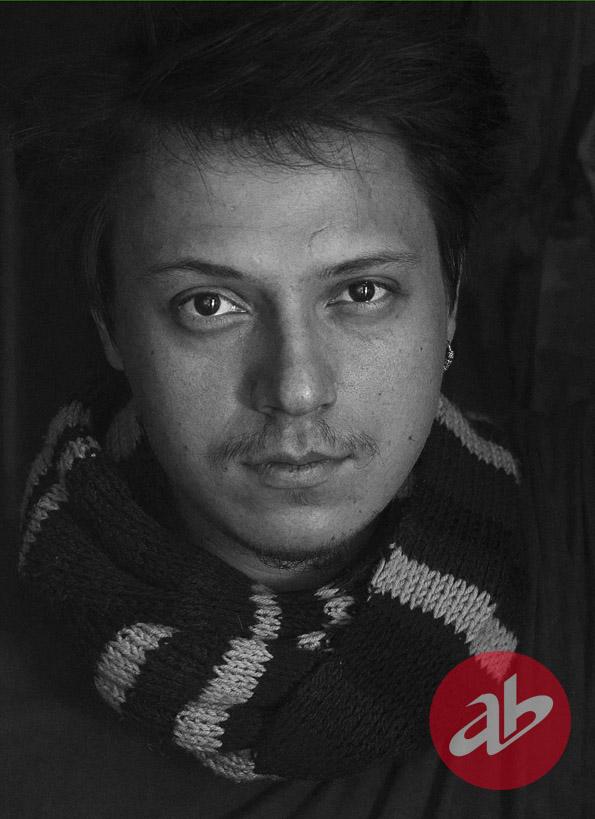 Алексей Абакумов. Фото Елены Дробышевой. 2013.
